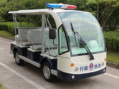 两轮电动巡逻车