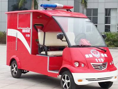消防车的图片