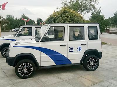 银川综合保税区采购2台巡逻车