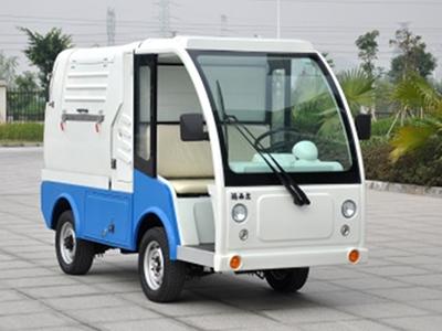 电动环卫车之电动扫地车该如何有效使用,辉瑞商贸教您一招!