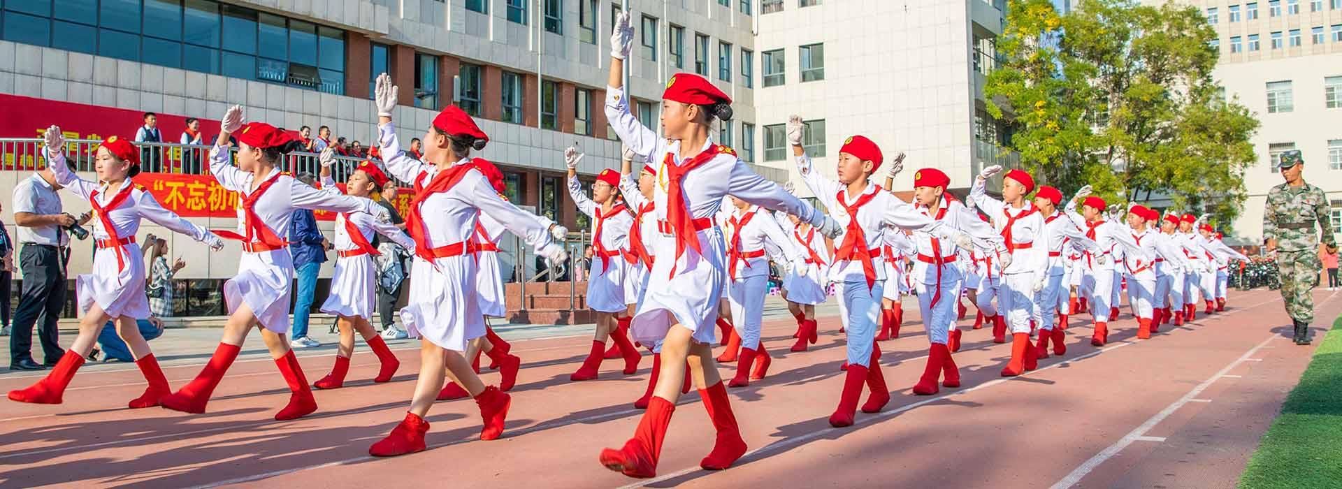 内蒙古草原夏令营
