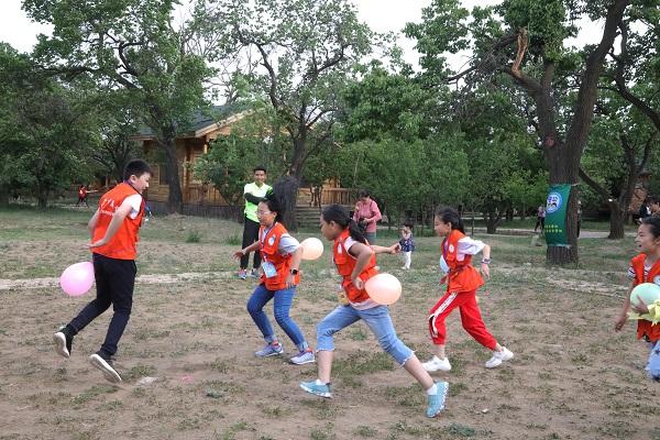 参加内蒙古草原夏令营对孩子的意义