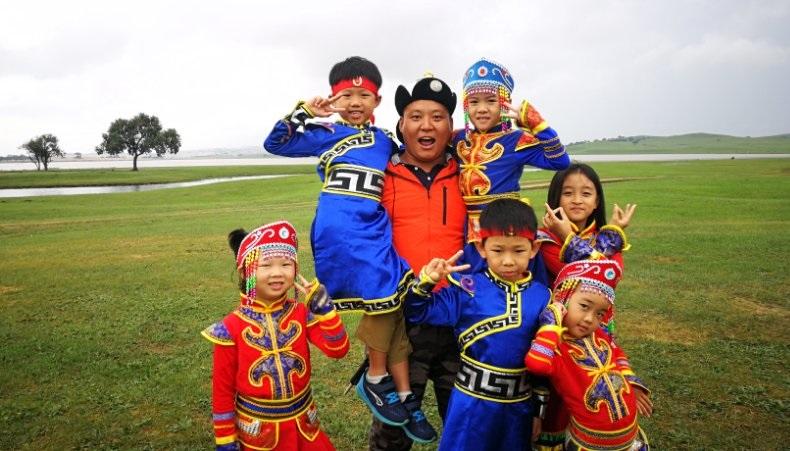 内蒙古研学旅行