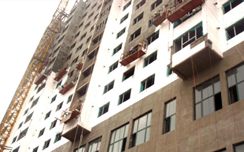 大连润裕新型建材暖房工程案例
