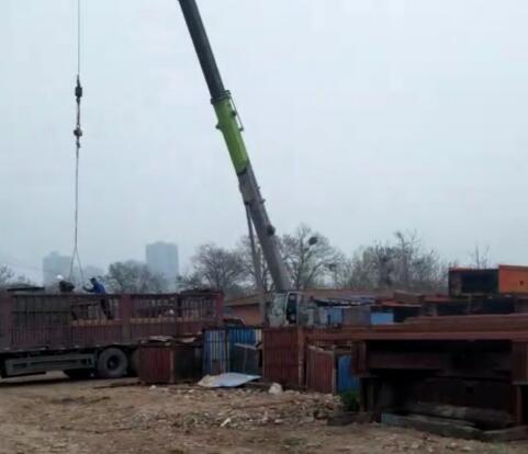 工地工厂搬迁物流