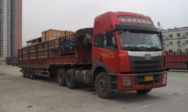 西安到天津物流货运