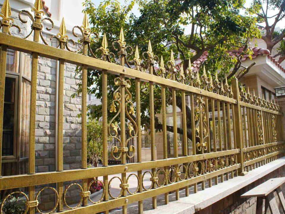 锌钢围栏定制