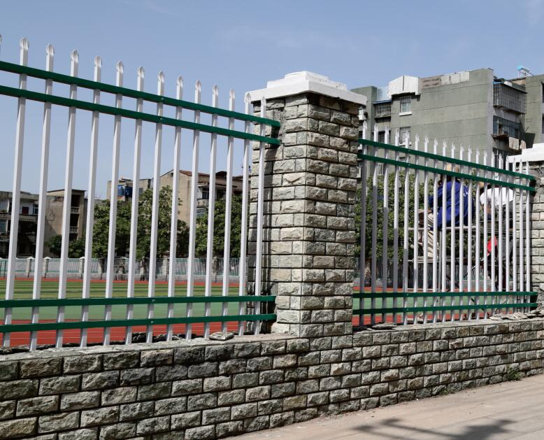 鋅鋼圍欄柵欄