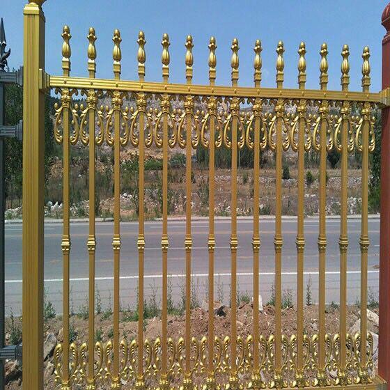 铝艺护栏不容易生锈的原因你知道吗?