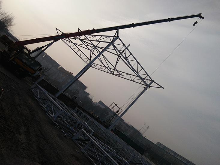 膜结构工程案例
