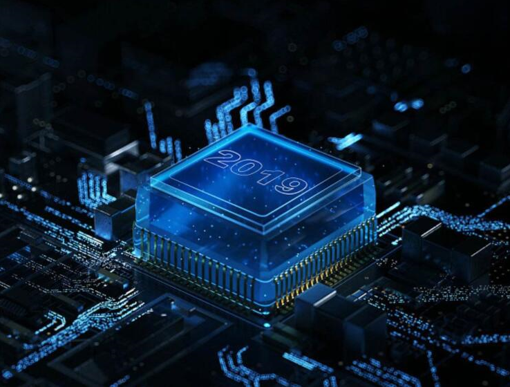 随着5g技术的开展,各大芯片公司表明态度,正想开发高科技芯片。