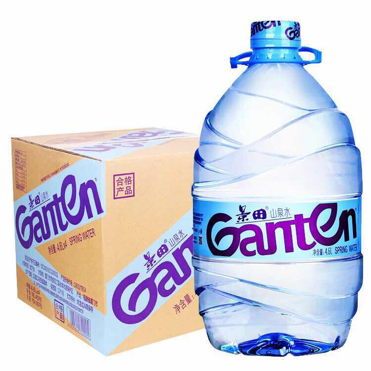 景田矿泉水瓶装水