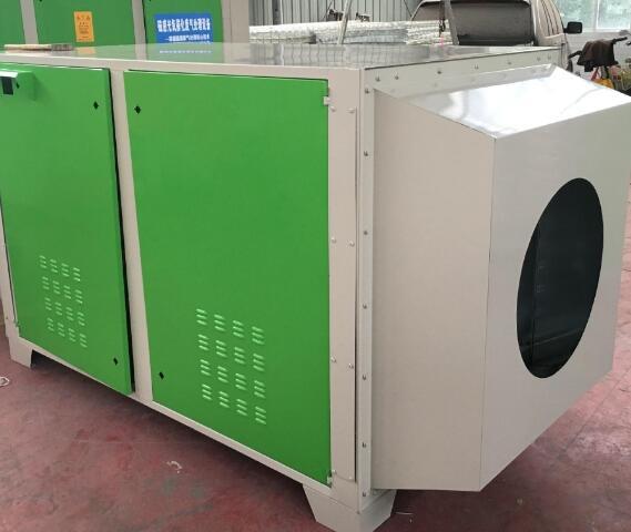 陕西天蓝思源环保为您分享:关于废气处理较常见的设备之UV光氧废气处理介绍
