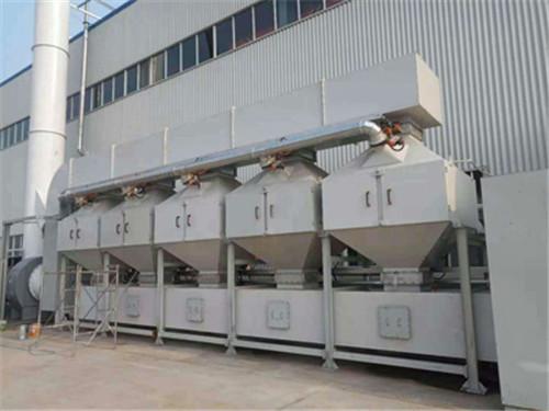 你们知道催化燃烧设备可以量产、或产品化生产吗?