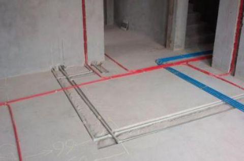 看看襄阳室内外水电改造公司分享的6点系统水压的试验要求
