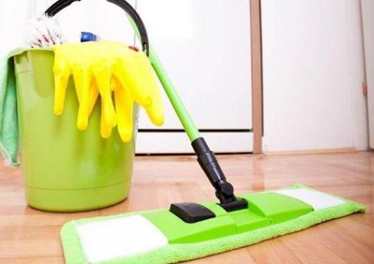 在室内进行保洁的时候,这4个小技巧你可以试一试!
