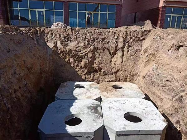 内蒙古化粪池
