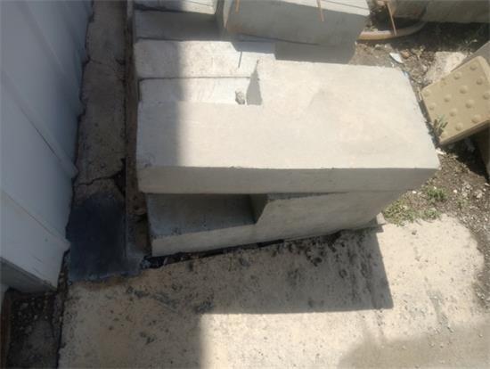 呼和浩特水泥制品厂家定制各类异型混凝土构件