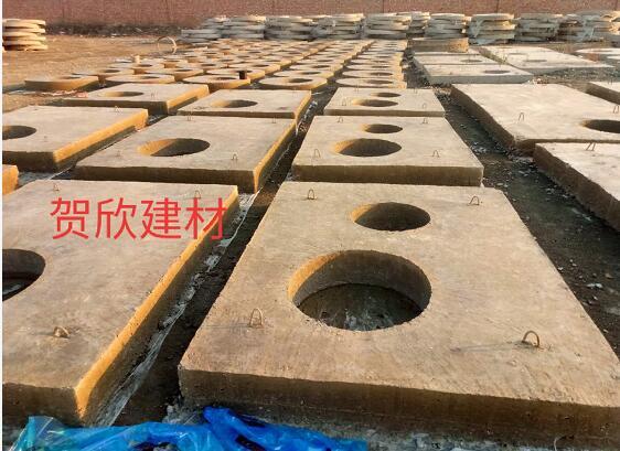 呼和浩特市盖板定制厂家贺欣建材生产的混凝土盖板