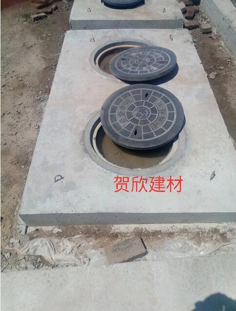 混凝土盖板安装效果图鉴赏