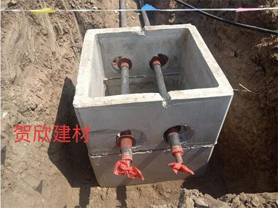 内蒙古消防井制作安装