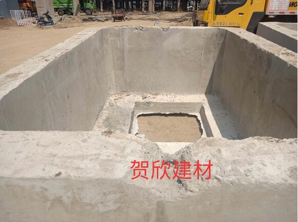 内蒙古水泥制品渗水井