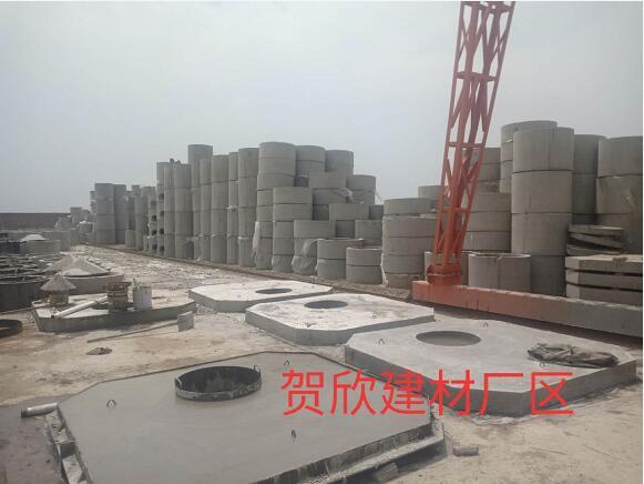 贺欣建材厂区