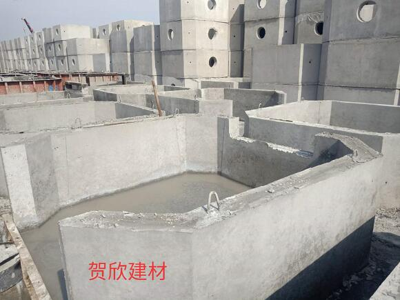 贺欣建材异型组合井产品-5