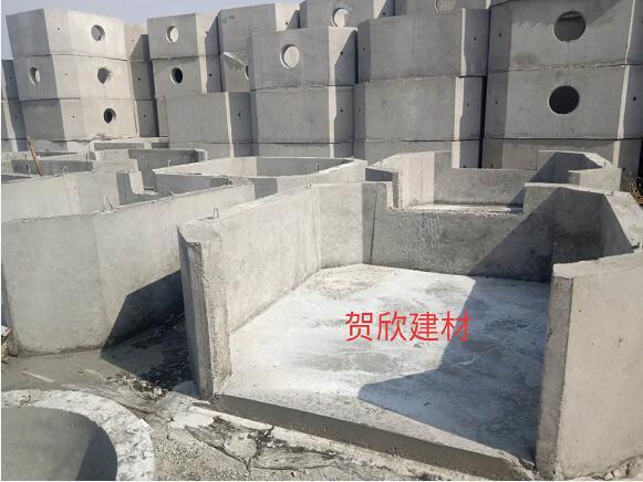 贺欣建材异型组合井产品-4
