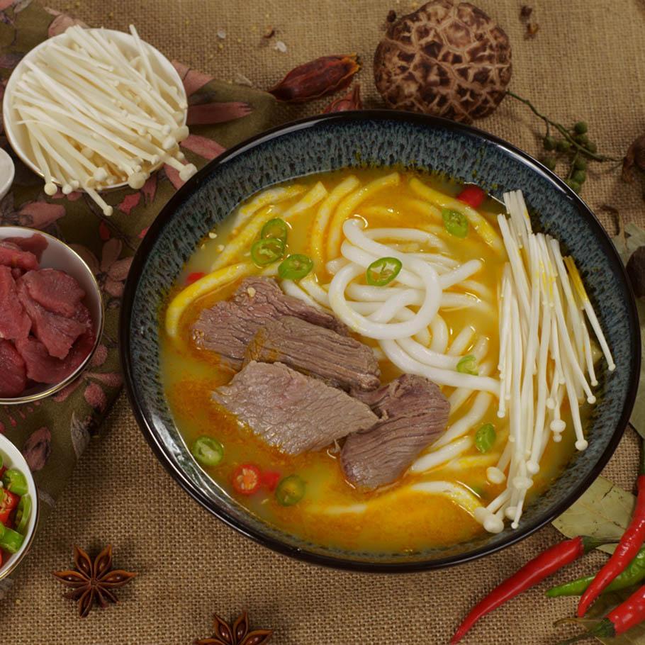 商用金汤土豆粉底料酸辣肥牛 金汤酸菜小鱼汤料米线调料啵啵鱼酱料包