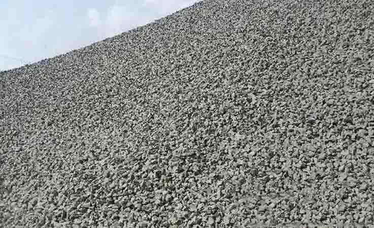 工程建筑沙石料