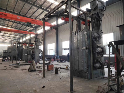 河南抛丸机生产