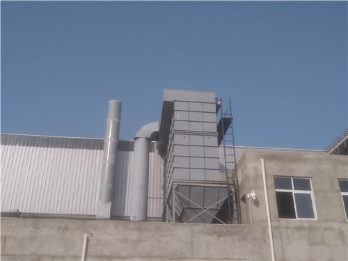河南废气治理设备案例