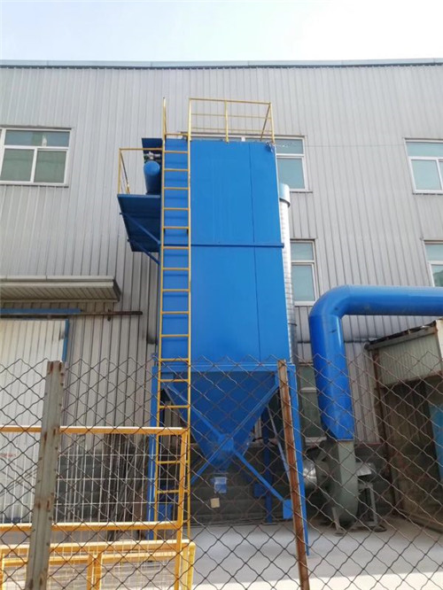 集中式打磨工作台滤筒除尘器