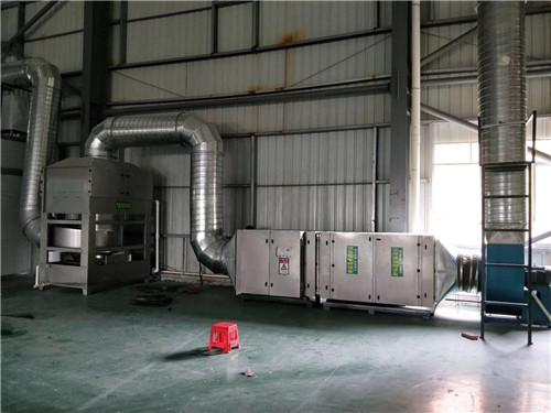 河南废气治理设备厂家