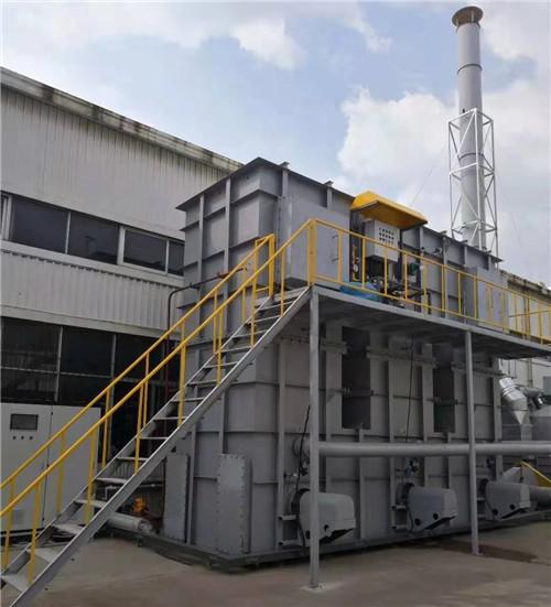 蓄热式燃烧设备RTO