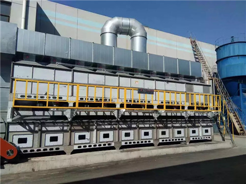 废气治理设备企业相册