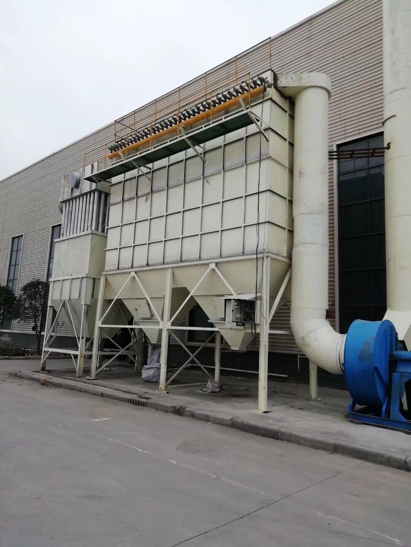 除尘器厂家告诉你,脉冲袋式除尘器的优点?