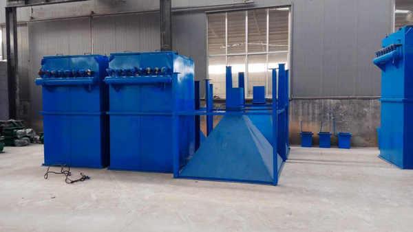 浅谈水力除尘器的优势、适用范围及其工作原理