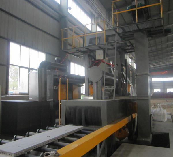 铝模板抛丸机生产厂家