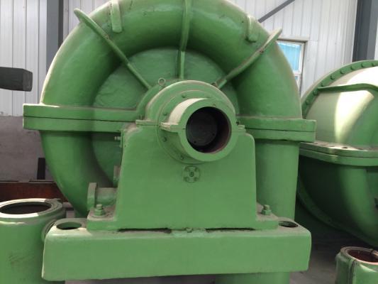 西安高爐鼓風機