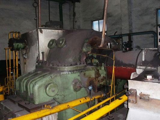 汽拖軸流壓縮機
