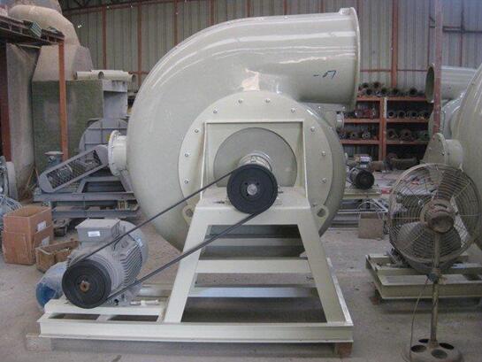 西安工業用通風機