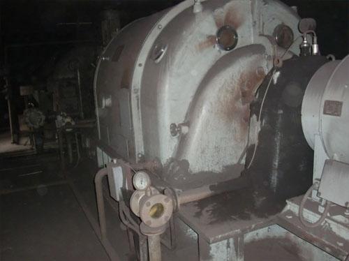 TRT共用型高炉煤气余压发电