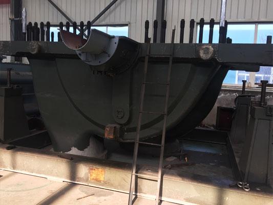 西安高爐離心壓縮機