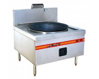 成都厨房设备-单头大炒炉