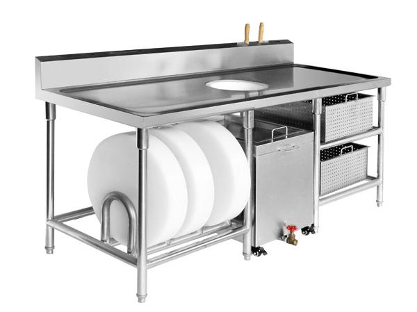 千万不要错过了解食堂厨房设备设计原则