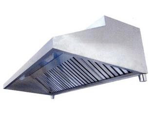 成都通风设备-不锈钢烟罩
