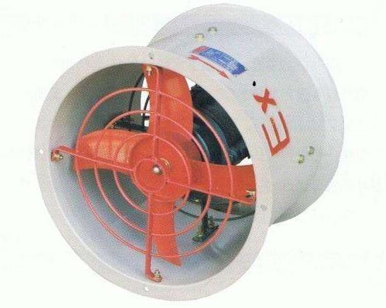 成都通风设备-防爆风机