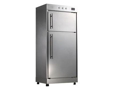 成都厨房设备-高低双门高温消毒柜